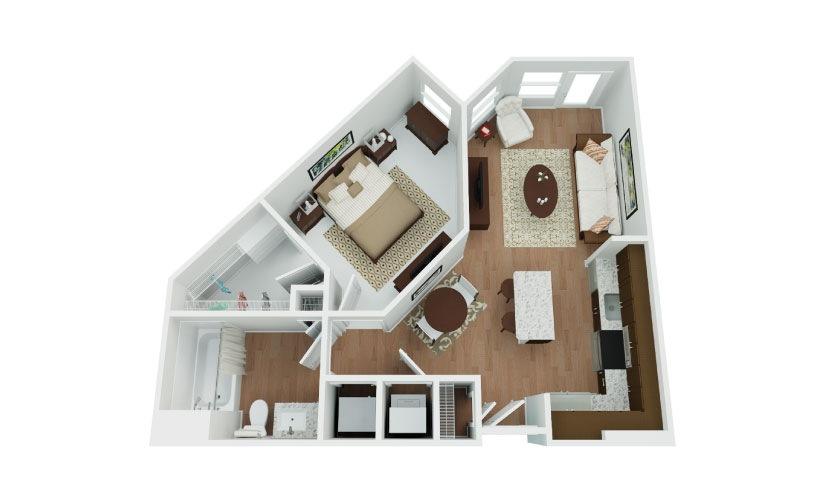 Available 1 2 3 Bedroom Apartments In Rockville Md Bainbridge Shady Grove Metro
